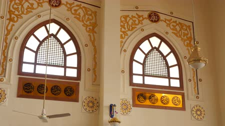 Wooden Windows in the Mosque