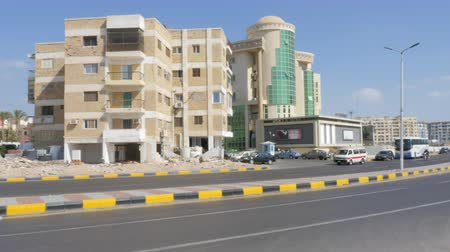 The City Road in Hurgada