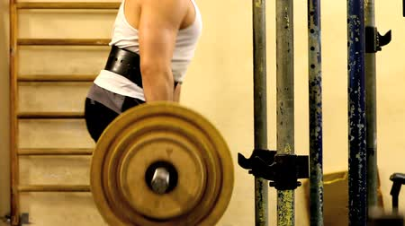 musculation : Powerlifting