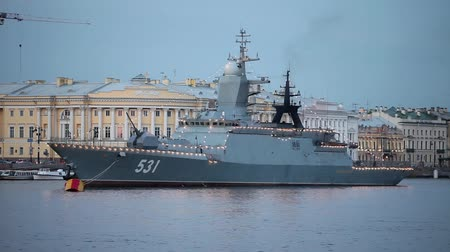 Russian Navy Corvette