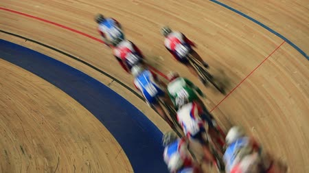 stopa : Indoor track cycling race