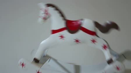 cavalinho : toy rocking horse Christmas gift