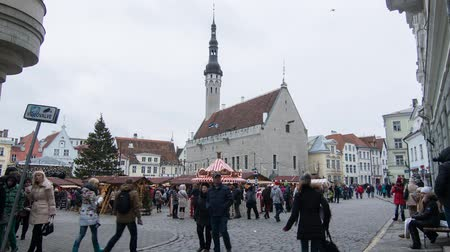hall : Crowdy Town Hall Square. Tallinn. Vanalinn. City center