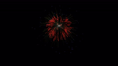 ekstra : Gorgeous fireworks in the sky