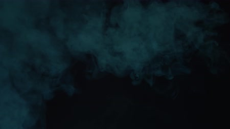 フラグメント : Smoke texture over blank black background