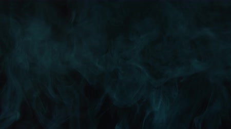 мистик : Smoke texture over blank black background