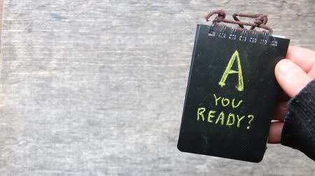 are you ready : Are You Ready idea