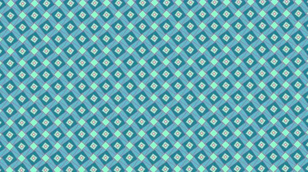 абстрактный фон : Symmetric rotation of squares on blue background. Simple available animation. Background for ttransition