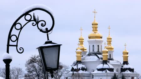 ortodoxia : Lavra in Kiev, temple, Orthodox Ukraine church.