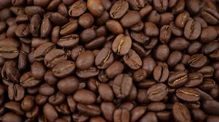 grãos de café : Coffee beans clouse up Beautiful coffee seeds.