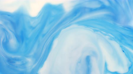 ehető : Abstract Liquid Painting Texture. Amazing organic background for visual effects and motion graphics. Stock mozgókép