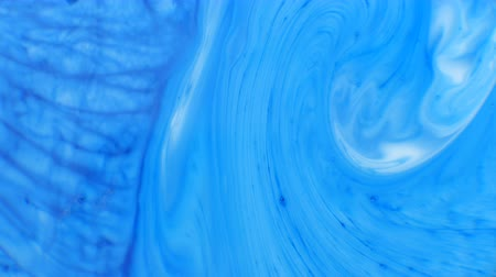 marmer : Abstract Liquid Painting Texture. Amazing organic background for visual effects and motion graphics. Stockvideo