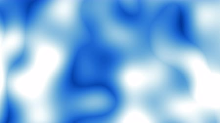 фантастический : Abstract blue motion background - Loop. Animation. Стоковые видеозаписи