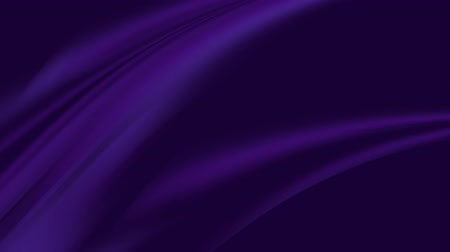 undulating : Animated purple wavy silk fabric background Stock Footage