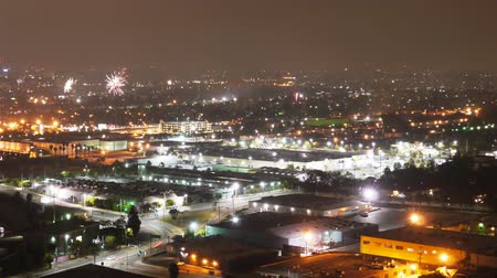 慶典 : 4th of July Fireworks Time Lapse