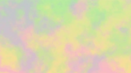 cor de malva : Pastel blurred colors abstract background, digitally generated seamless loop animation. Blur with flowing yellow, blue, green and pink stains. Can be used as a relaxing video background.