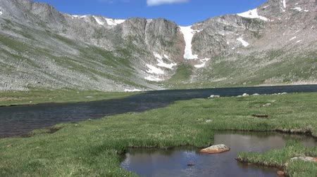 alpy : Scenic Alpine Lake