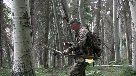 av : Bowhunter in Action