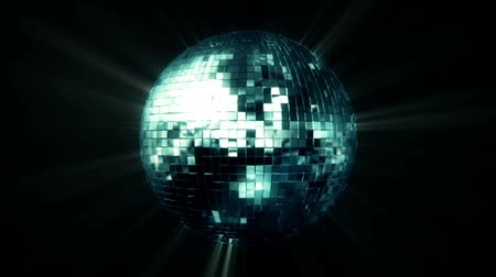 disko : Loop of Mirror ball spinning
