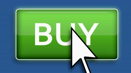 иллюстрация : Close up of a cursor clicking a buy button.