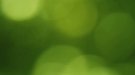 yuvarlak : abstract background of fast-moving green circles