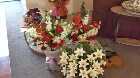 trumna : flowers for funeral