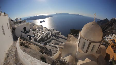 греческий : Nature in Greece, Santorini island