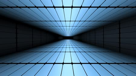 tunel : Energy Tunnel in square space