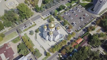 krasnodar city : The military council of the Holy Prince Alexander Nevsky. City of Krasnodar, Russia, From Dron, Point of interest