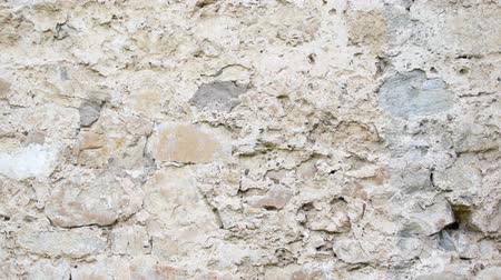 enferrujado : Footage retro stone wall background texture.