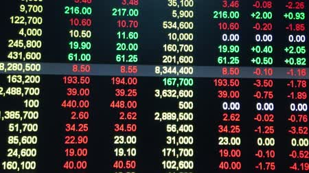 рынок : Display of Stock market