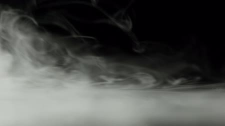 сухой : Floating dense smoke background, HD 1080