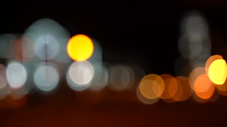 discotheque : blurred bokeh