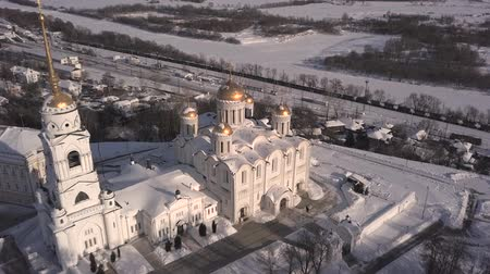 assumption : Flight over the Assumption Cathedral. Vladimir. Russia.