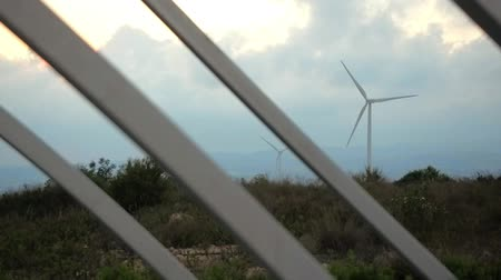 tényleges : Wind power in the field