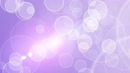 Light purple abstract moving background
