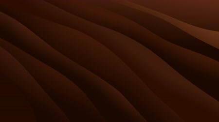 Brown chocolate background with waves