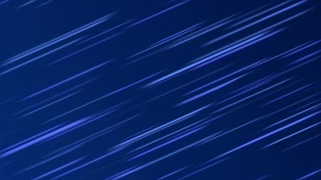 Abstract blue background with diagonal lines Stock Footage