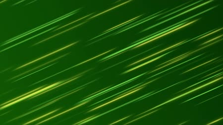 Abstract green background with diagonal lines Stock Footage