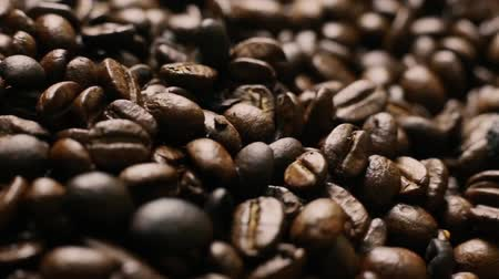 prim : The coffee roast beans premium footage.