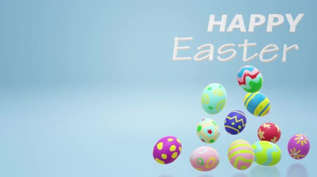 diferença : The Easter egg  3d rendering for holiday content.