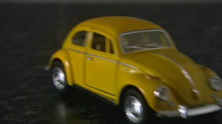 klassiek : Classic Car Toy Close-up