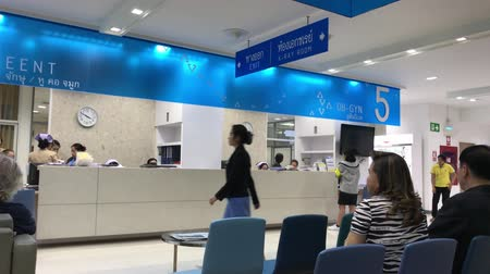 superior : CHIANG MAI, THAILAND -JANUARY 19 2017: Chiang mai Ram Hospital. Private hospital with superior standards and state-of-the art facilities.