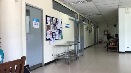 CHIANG MAI, THAILAND - MAY 17 2018: Small Animal Hospital of Chiangmai University.