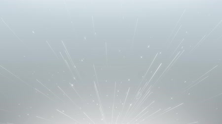 white glitter twinkling abstract magic moment background, white twinkle floating, drifting around with glow line