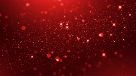 luxury red particle glitter abstract background for happy new year and merry christmas festive season
