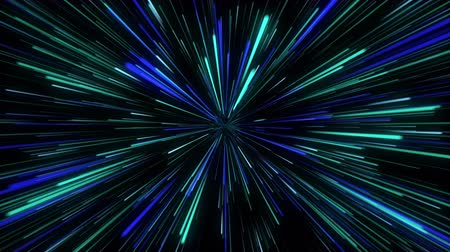 Abstract tunnel speed light Starburst background dynamic technology concept