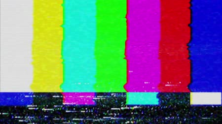 bares : A flickering, analog TV signal with bad interference, static, and color bars. Contains two options for audio, change half-way through. Vídeos