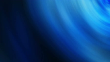 video effects : Abstract blue background with swirl