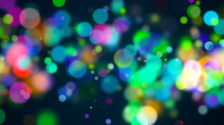 Bokeh with multi colors, lights bokeh background, defocused and blurred bokeh lights, 3d rendering backdrop